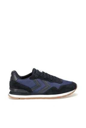 HUMMEL Hmlthor Lifestyle Shoes Koyu Lacivert Beyaz Erkek Sneaker Ayakkabı 100406432