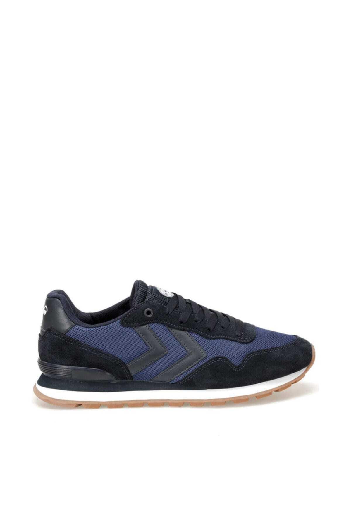 HUMMEL Hmlthor Lifestyle Shoes Koyu Lacivert Beyaz Erkek Sneaker Ayakkabı 100406432 1