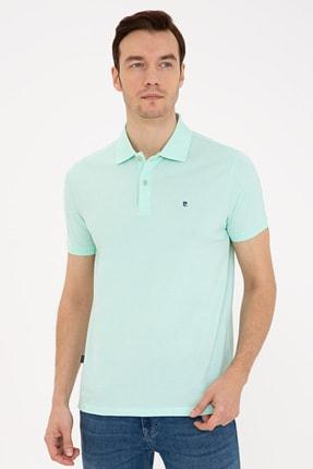 Pierre Cardin Acık Yesıl Erkek Polo Yaka T-shirt G021Gl011.000.1286351
