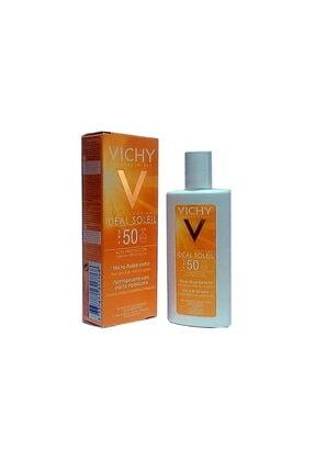 Vichy Ideal Soleil Ultra Akışkan Yüz Güneş Kremi Spf 50 40 ml