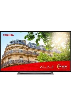 """Toshiba 50UL3B63DT 50"""" 127 Ekran Uydu Alıcılı 4K Ultra HD Smart LED TV"""