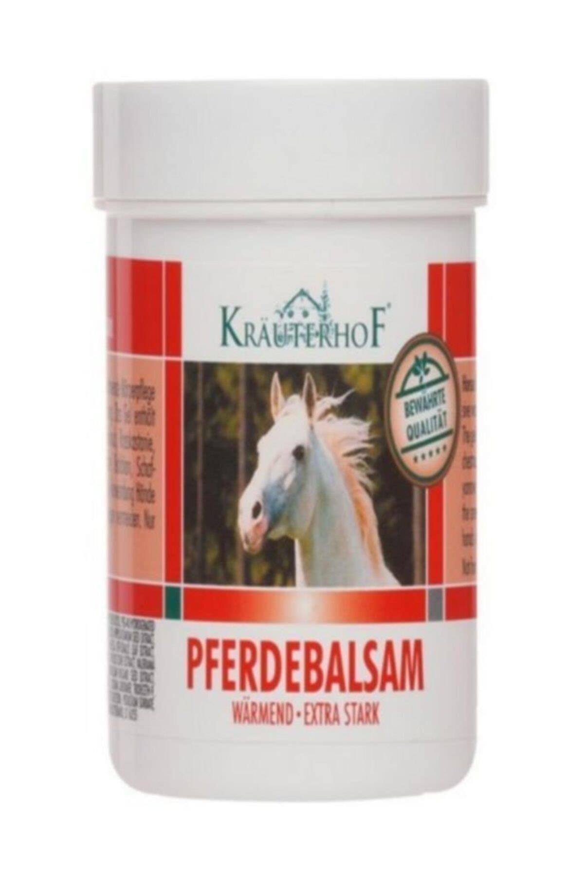 Krauterhof Pferdebalsam Isıtıcı Masaj Jeli 100 ml Tre.757667 1
