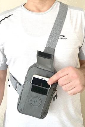 Lederax Ld49 Krinkıl Mini Çapraz Göğüs Çantası Bodybag