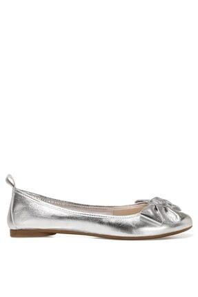 Nine West GRETA Gümüş Kadın Babet 100526055