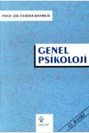 İnkılap Kitabevi Genel Psikoloji