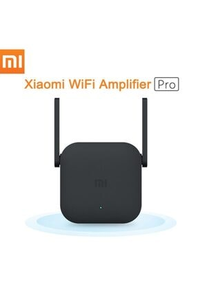 Pi İthalat Xiaomi Mi Wifi Pro Türkiye Versiyon 300 Mbps 2.4 Ghz Sinyal Güçlendirici Menzil Genişletici Modem