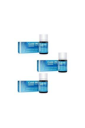 Cold-Mix Cold Mix Inhaler Damla 3 Adet 5 Ml