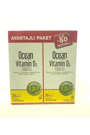 Ocean Vitamin D3 1000 Iu Sprey 2. Si %50 Indirimli