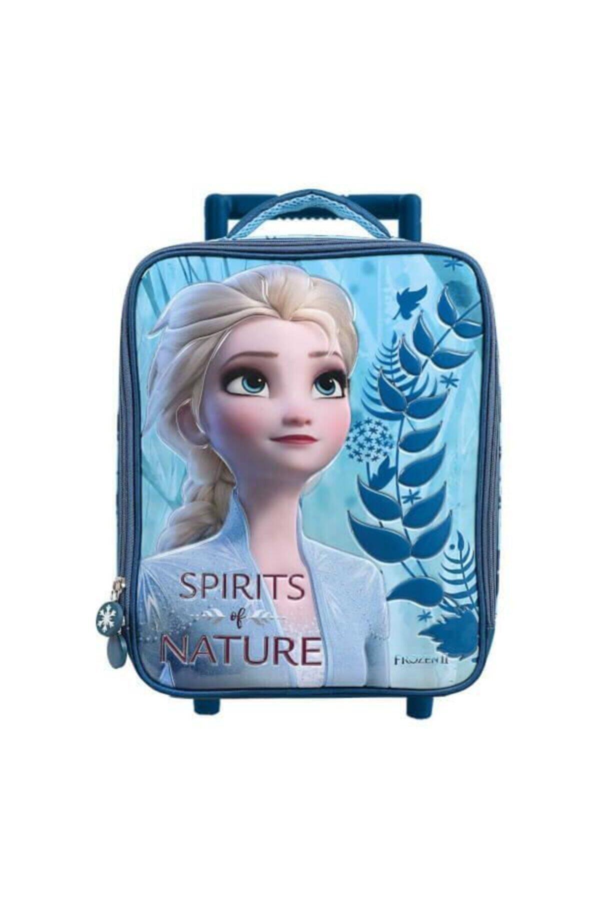 Frozen 2 Çekçekli Ana Okulu Çantası Box Spirits 5146 1