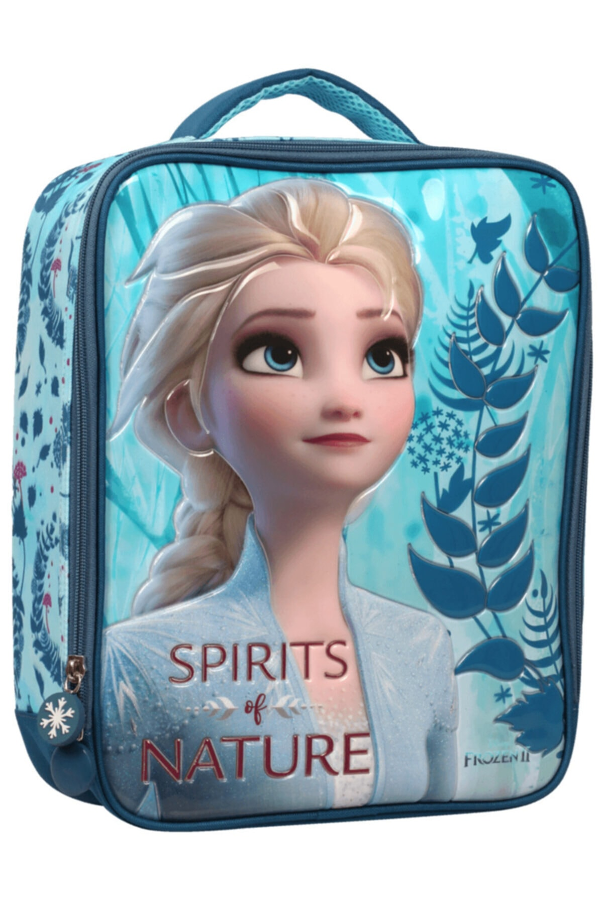 Frozen 2 Çekçekli Ana Okulu Çantası Box Spirits 5146 2