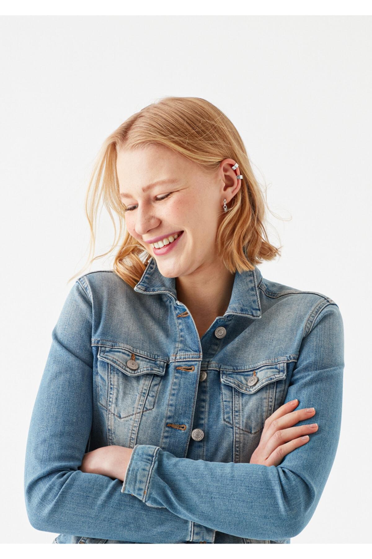 Mavi Daphne Vintage Jean Ceket 1174123599 1