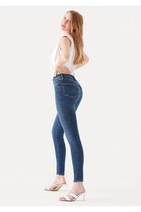 Mavi Kadın Serenay Gold  Jean Pantolon 100980-33687