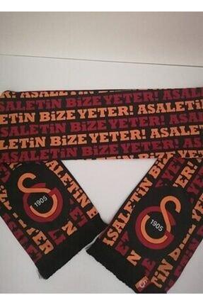 GSStore Galatasaray Asaletin Bize Yeter Şal Atkı