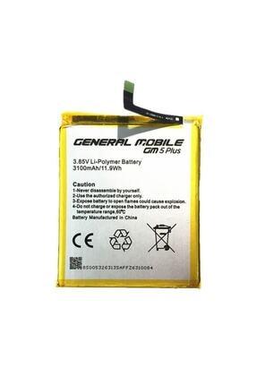 tekyerdenal General Mobile Discovery Gm5 Plus Batarya Pil