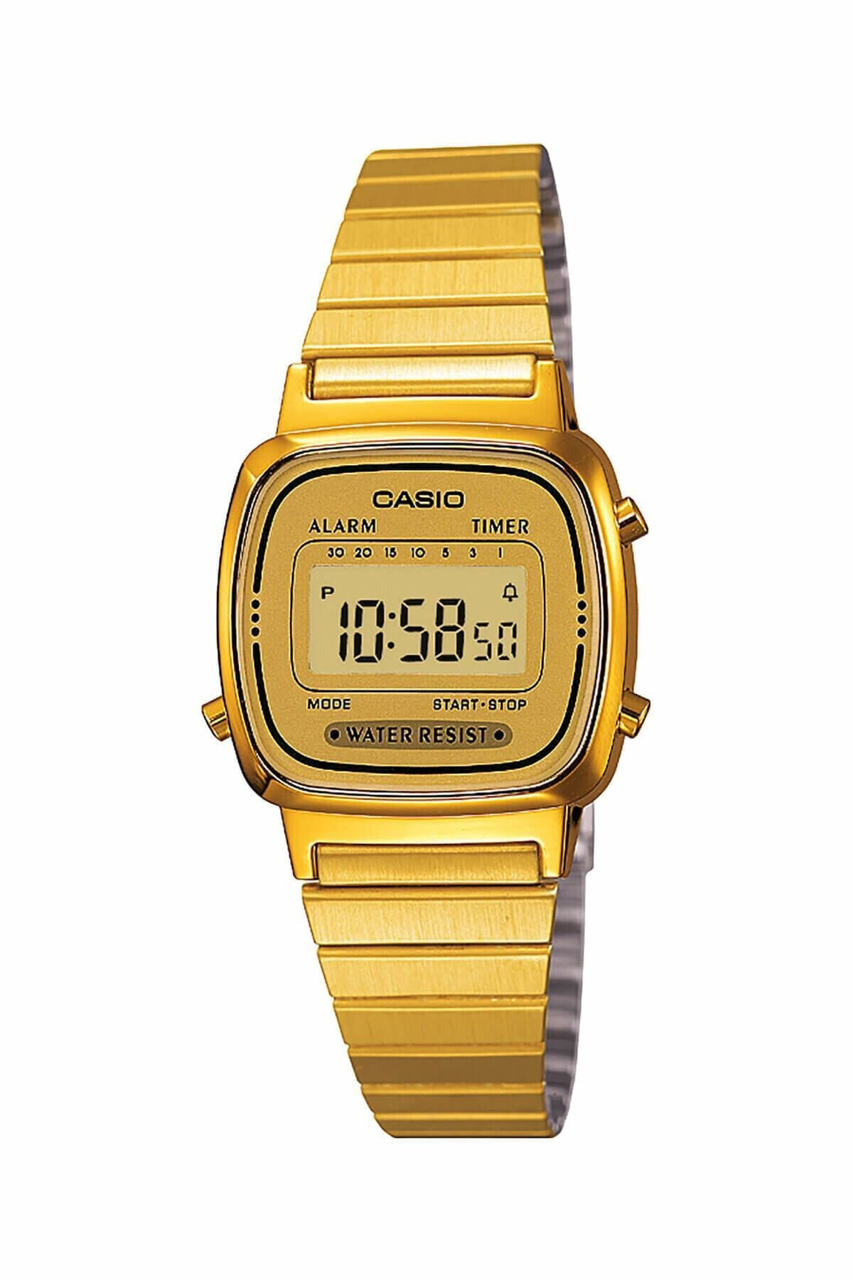 Casio Kadın Kol Saati La670wga-9df 1