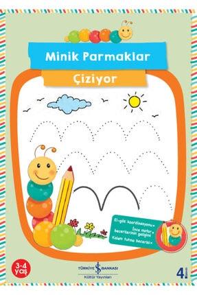 İş Bankası Kültür Yayınları Minik Parmaklar Çiziyor