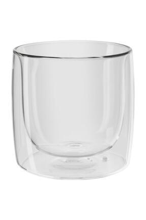 ZWILLING Çift Camlı/cidarlı 266 Ml 2'li Viski Bardağı Seti 215