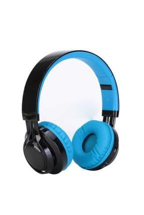 zore Bt-005 Bluetooth Kulaküstü Kablosuz Kulaklık Led Işıklı Sporcu Kulaklık