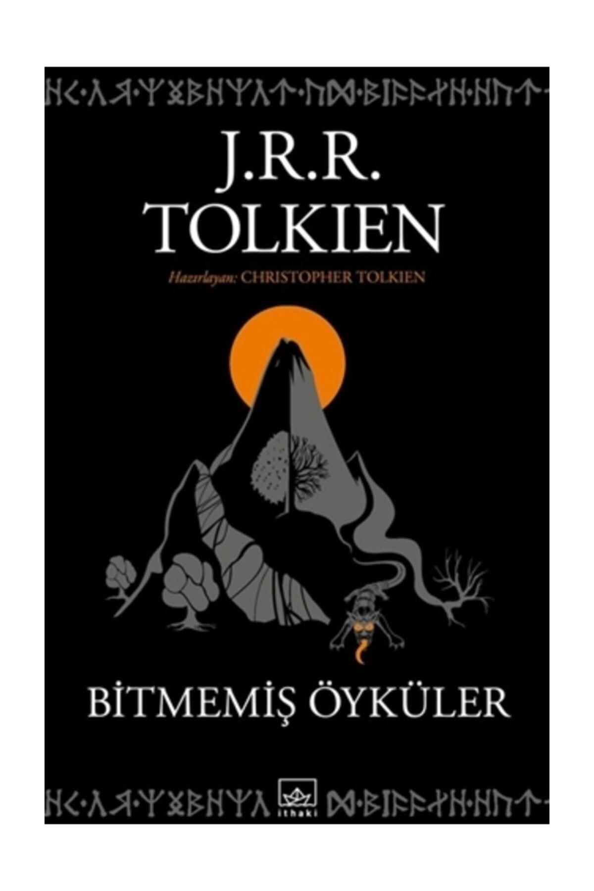 İthaki Yayınları Bitmemiş Öyküler - J. R. R. Tolkien 1