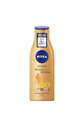 Nivea Q10 Sıkılaştırıcı & Bronzluk Vücut Losyonu 200 ml