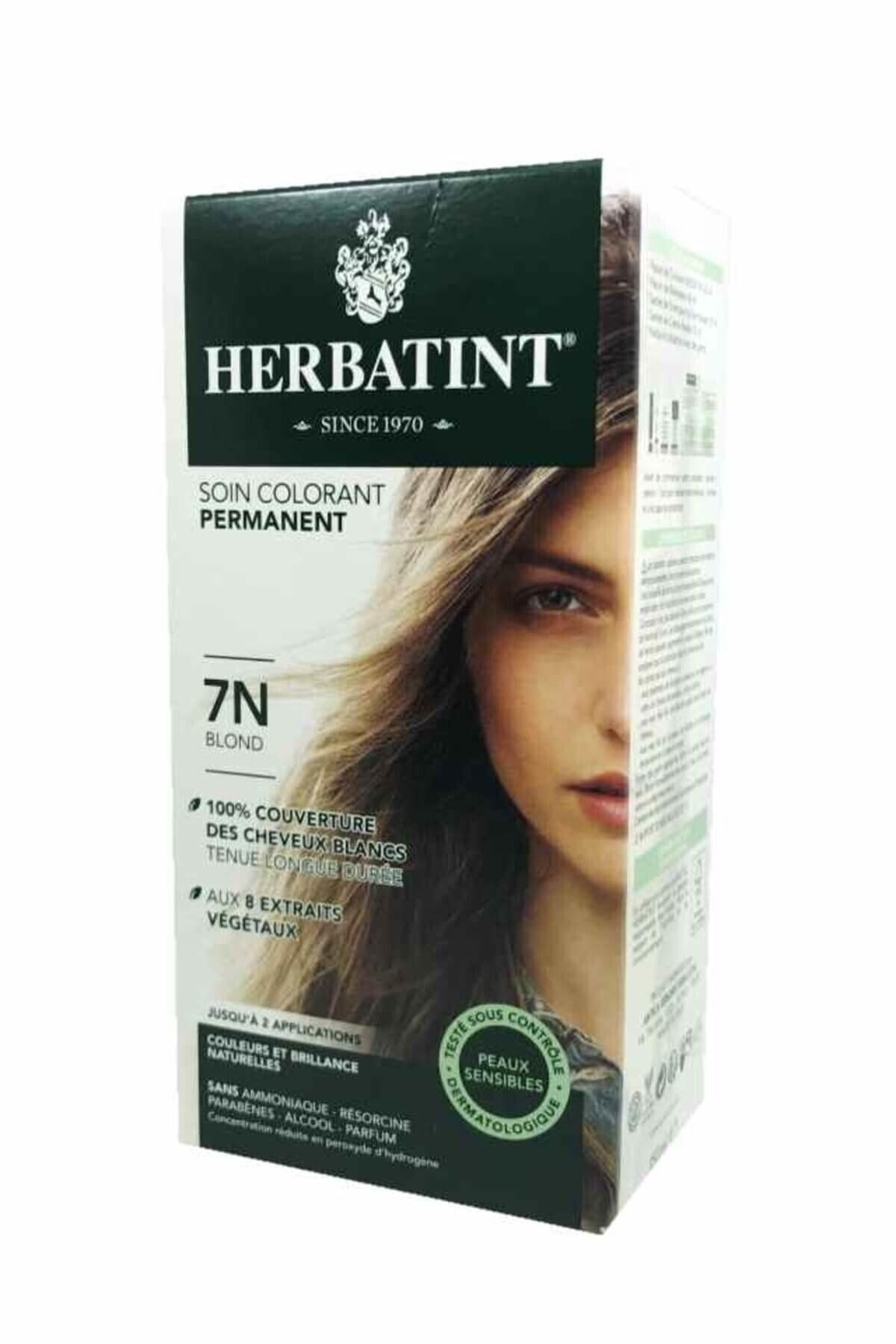 Herbatint Saç Boyası 7n Blond 1