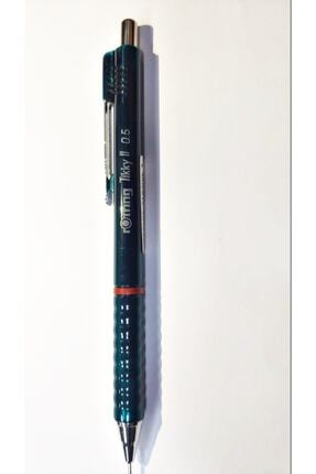 Rotring Tikky Iı ( Tikky 2 ) Efsane Klasik Tikky Ii %100 Orjinal Ürün 0.5 Mm Uç Yeşil- Turuncu-kırmızı