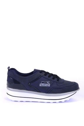 Slazenger Fagel Sneaker Kadın Ayakkabı Lacivert