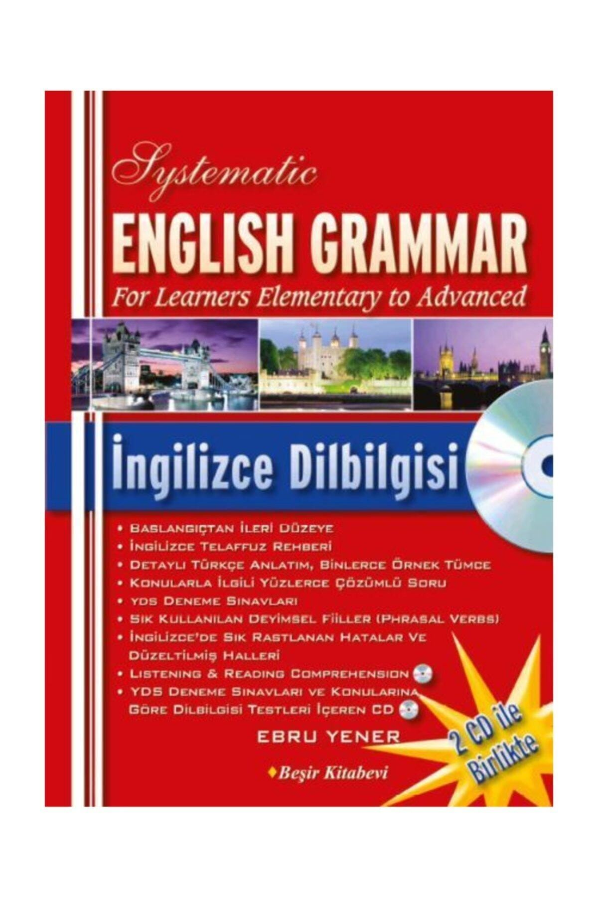 Beşir Kitabevi Systematic English Grammer With Cd 1