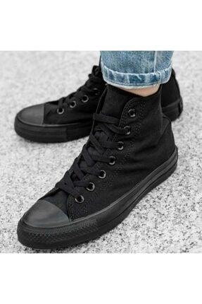 converse Unisex Siyah Chuck Taylor All Star Hi Sneaker M3310C