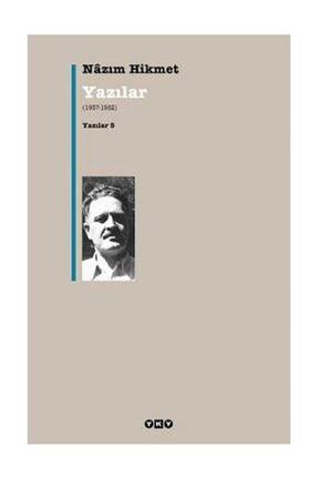 Yapı Kredi Yayınları Nazım Hikmet-Yazılar 5 (1937-1962) - Nazım Hikmet Ran