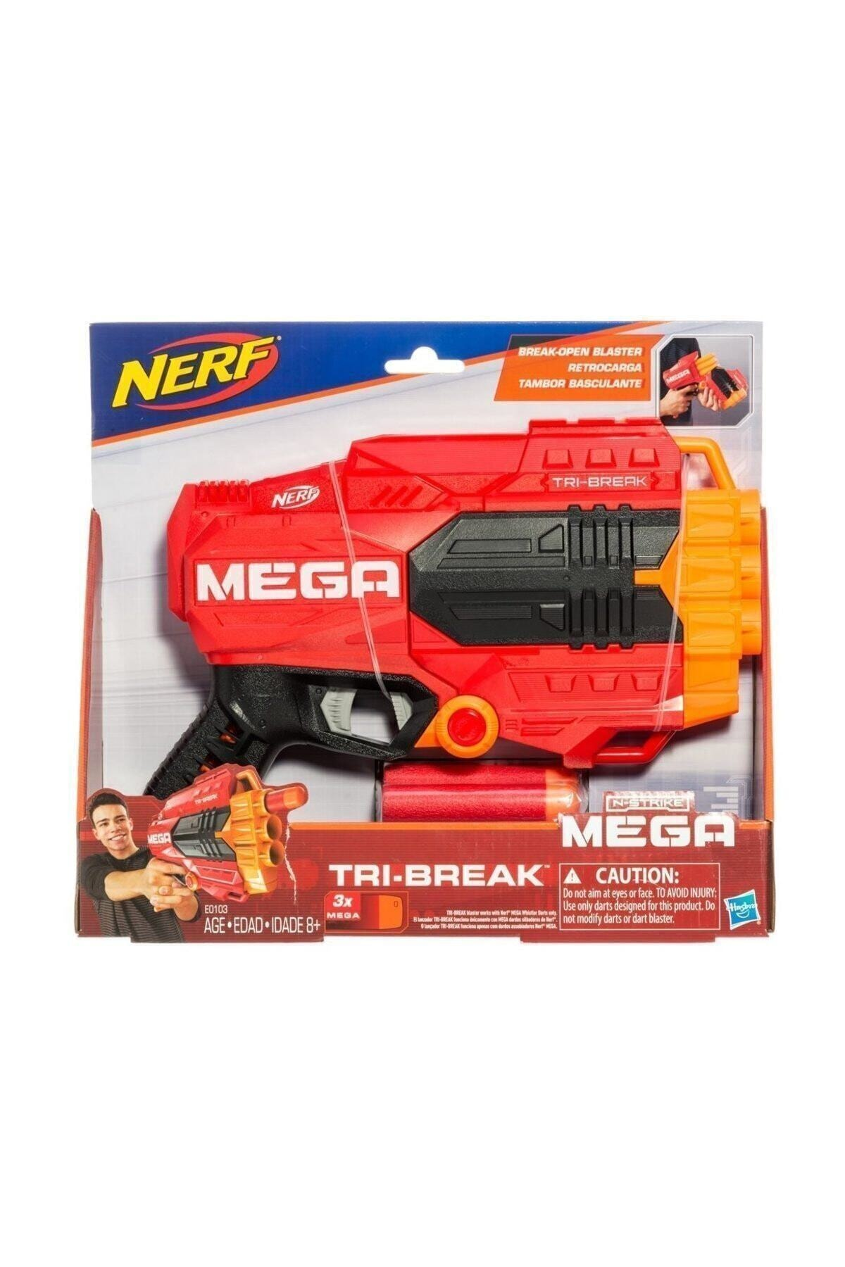 Nerf Hasbro Has-e0103 Mega Trı Break 1