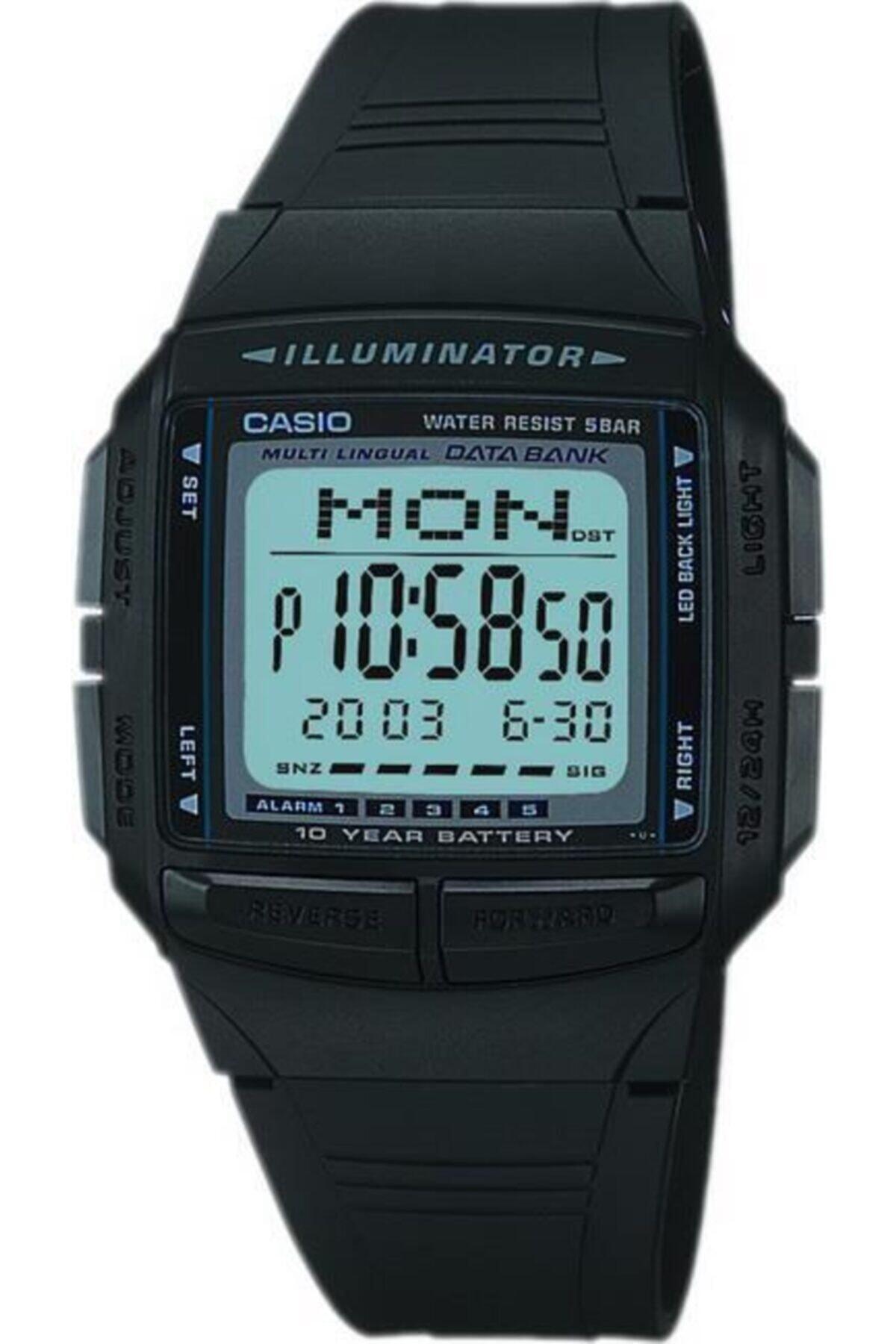 Casio Cas-db361avdf Dijital-data Bank Kol Saati 1