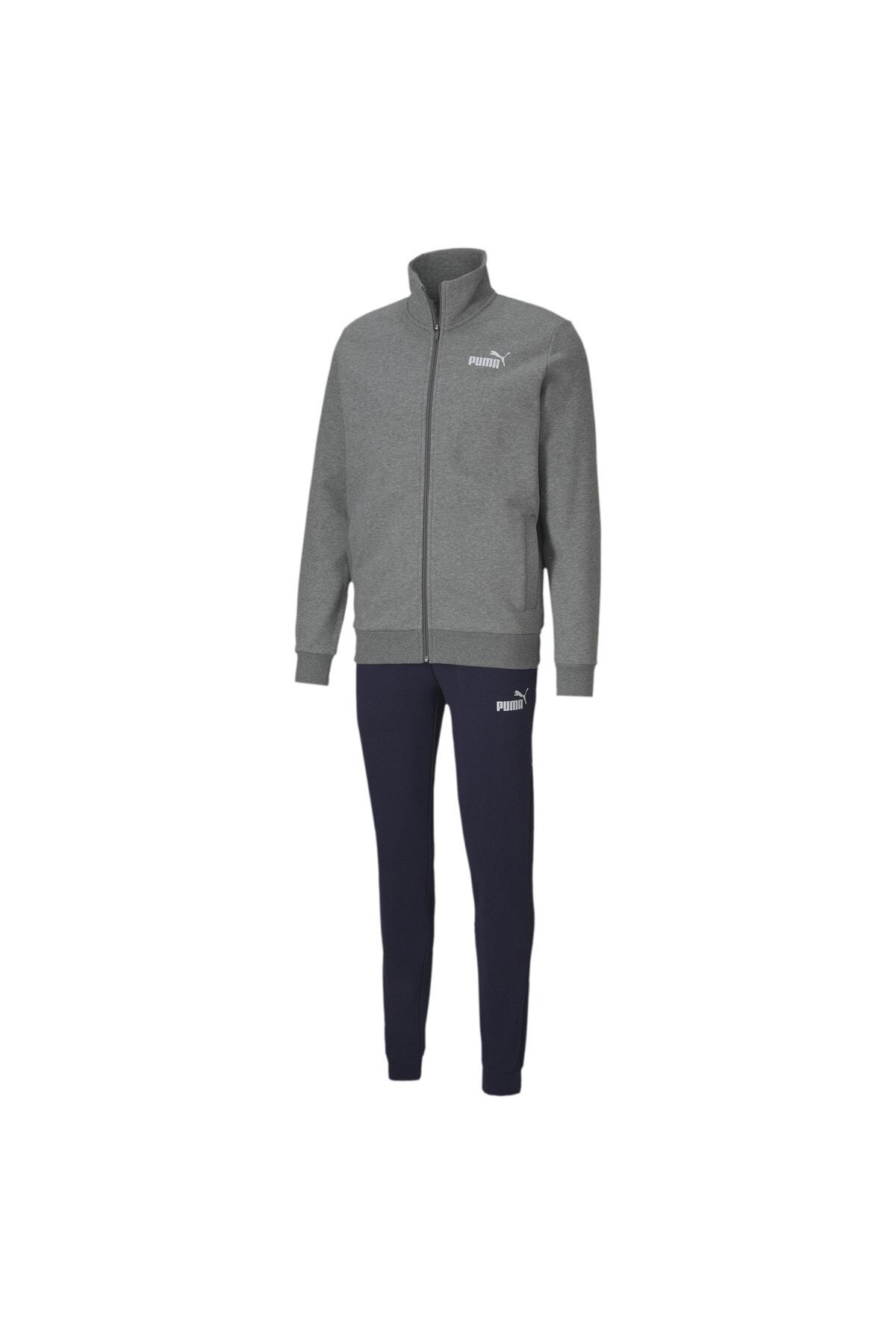 Puma Kadın Spor Eşofman Takımı - Clean Sweat Suit   -  58359803
