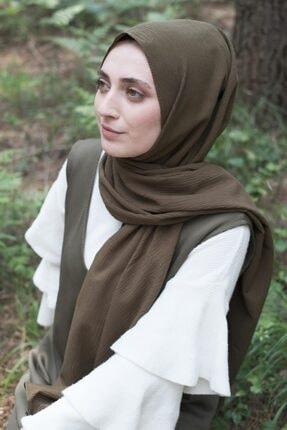 SS SCARFS Kadın Ağaç Kabuğu Desen Şal