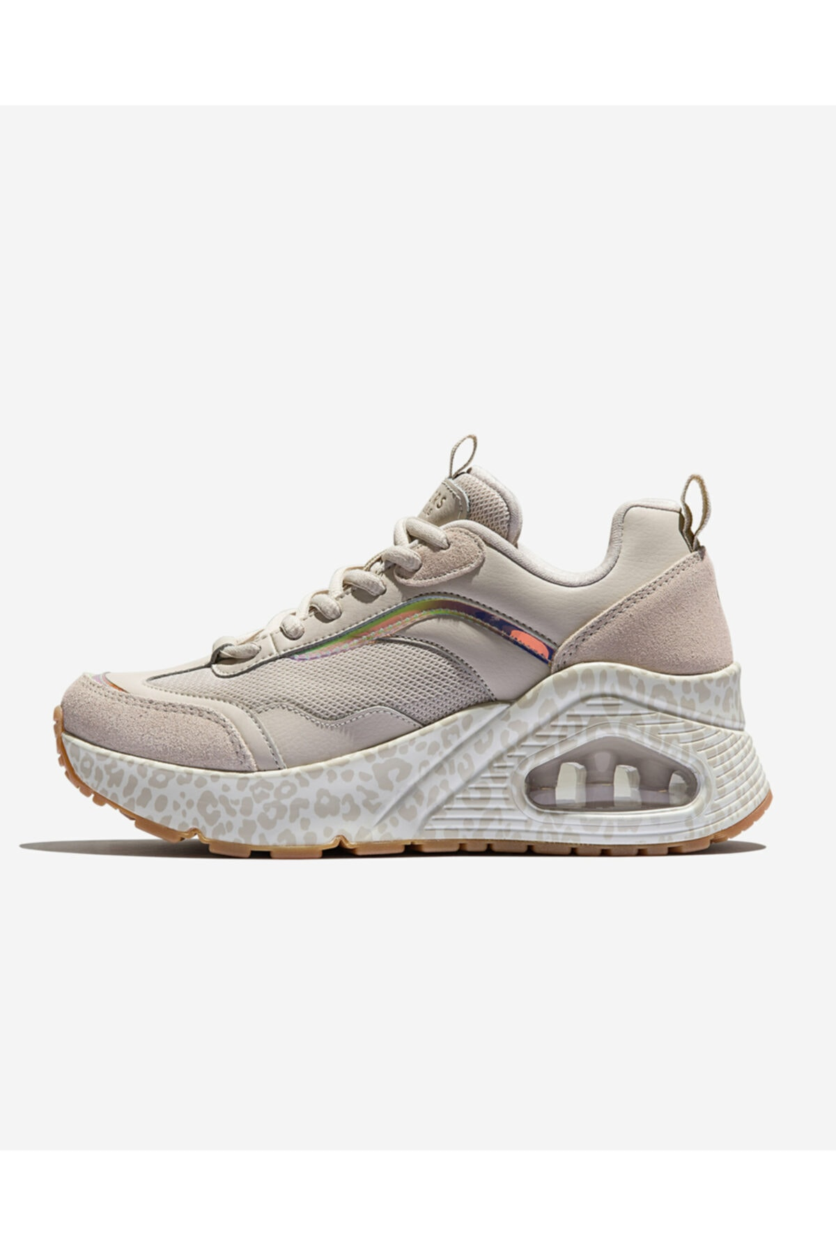 SKECHERS UNO HI INCATNITO Kadın Beyaz Spor Ayakkabı 1