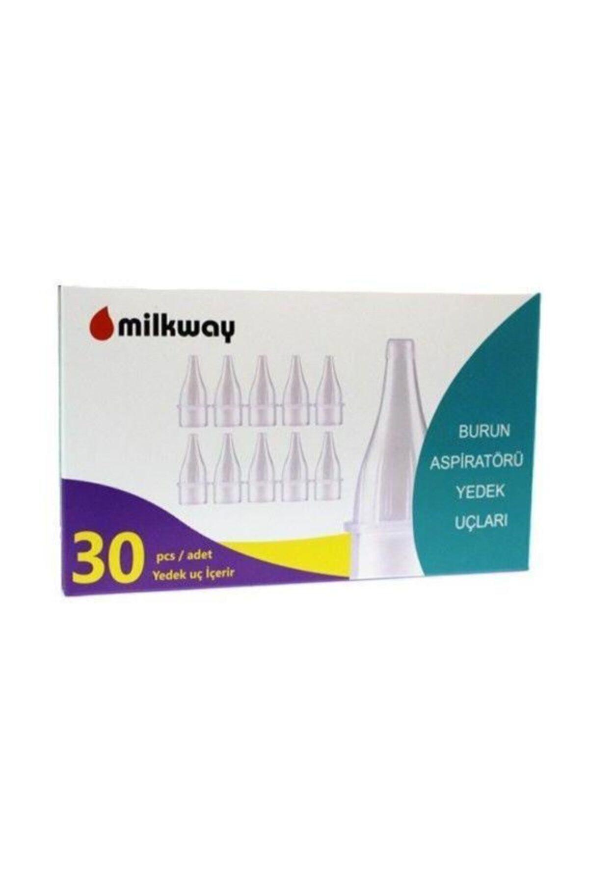 Milkway Burun Aspiratörü Yedek Uç 30 Lu 1