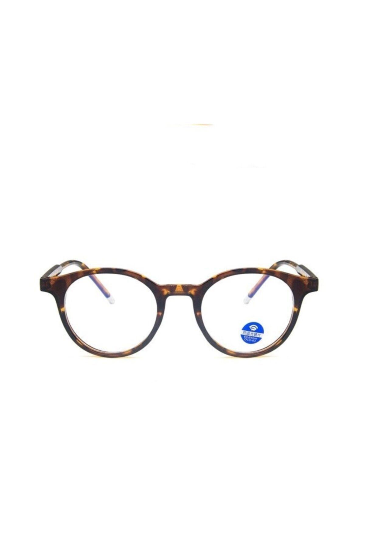 Müstesna Anti Blue-rays Mavi Işın Filtreli Tarz Bilgisayar Ekran Koruyucu Gözlük Oyuncu Çalışma Gözlüğü 2