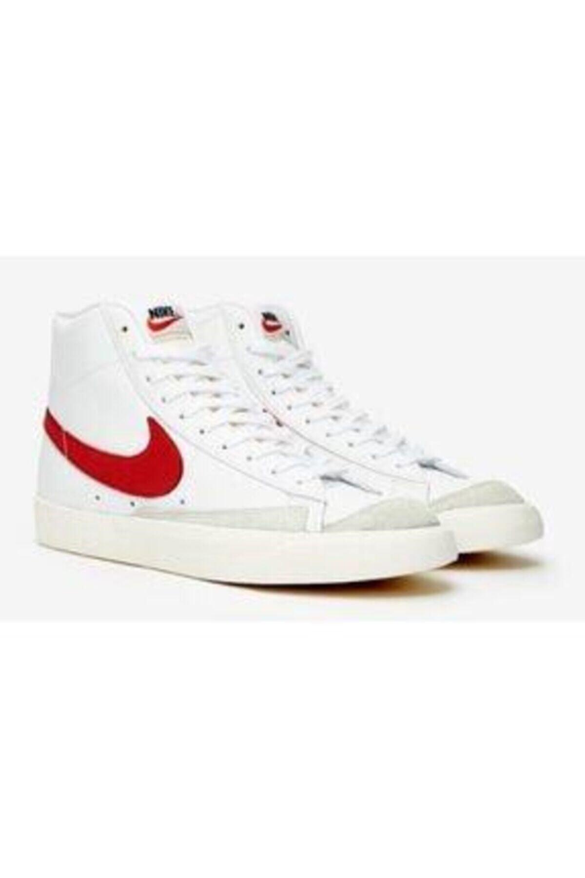 Nike Blazer Mid 77 Erkek Ayakkabi 2