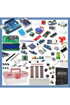 Prtp-Prototip Arduino Seti Ileri Düzey Uno R3 ( Ch340 ) Toplam: 344 Parça