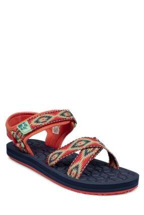 Jack Wolfskin 4039891 Z Zulu Kırmızı Kadın Sandalet