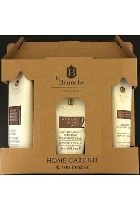 Le Brunche Evde Saç Bakımı Seti Saç Botoksu