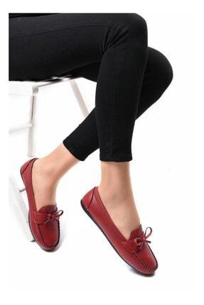 Fogs Kadın Babet Ayakkabı  Rahat Taban Babet