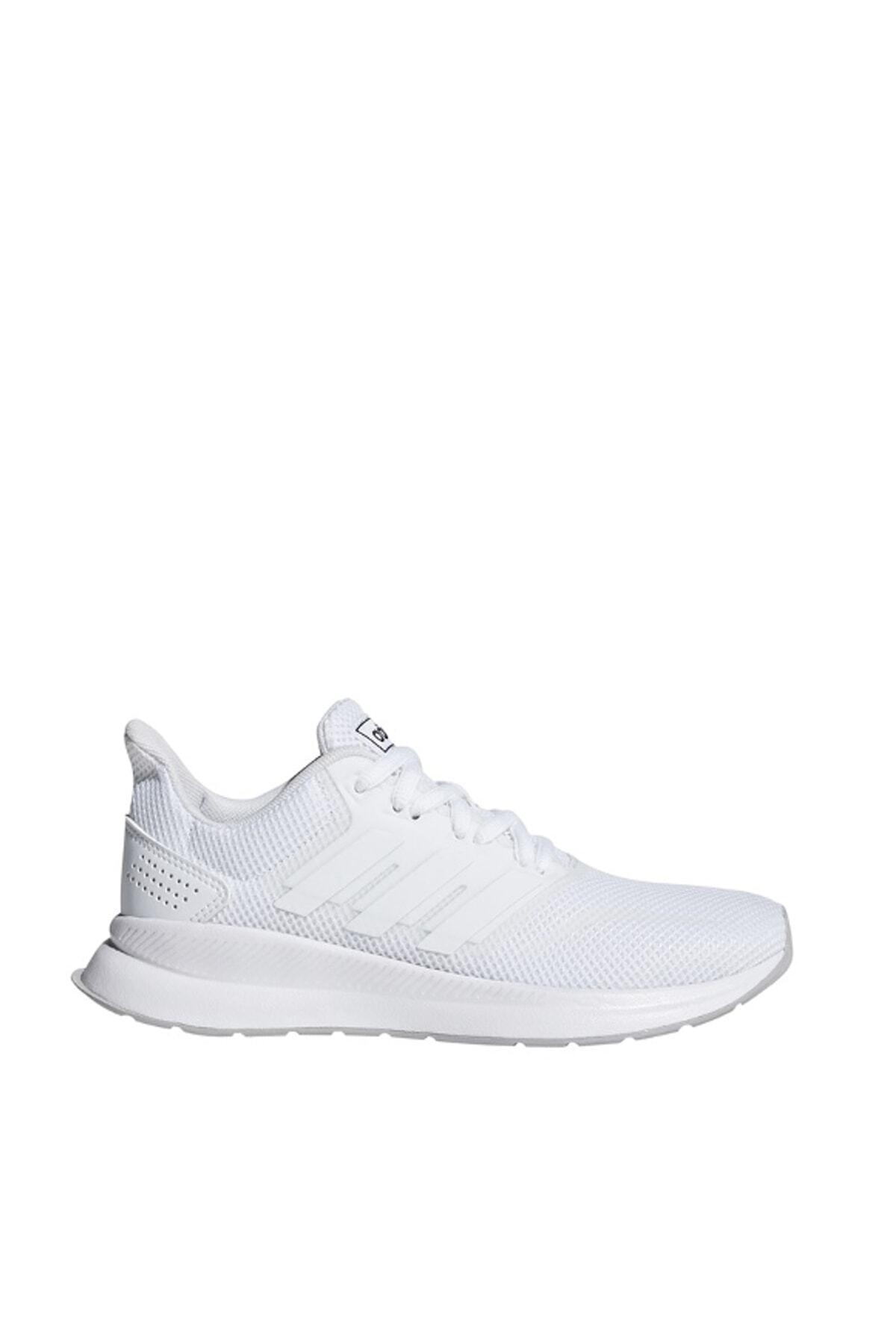 adidas RUNFALCON Beyaz Kız Çocuk Koşu Ayakkabısı 100479459 1
