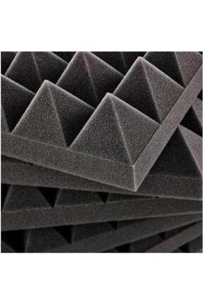 TÜRKELİ Ses Yalıtımı Akustik Piramit Süngeri 40mm 60 Dns 50x50