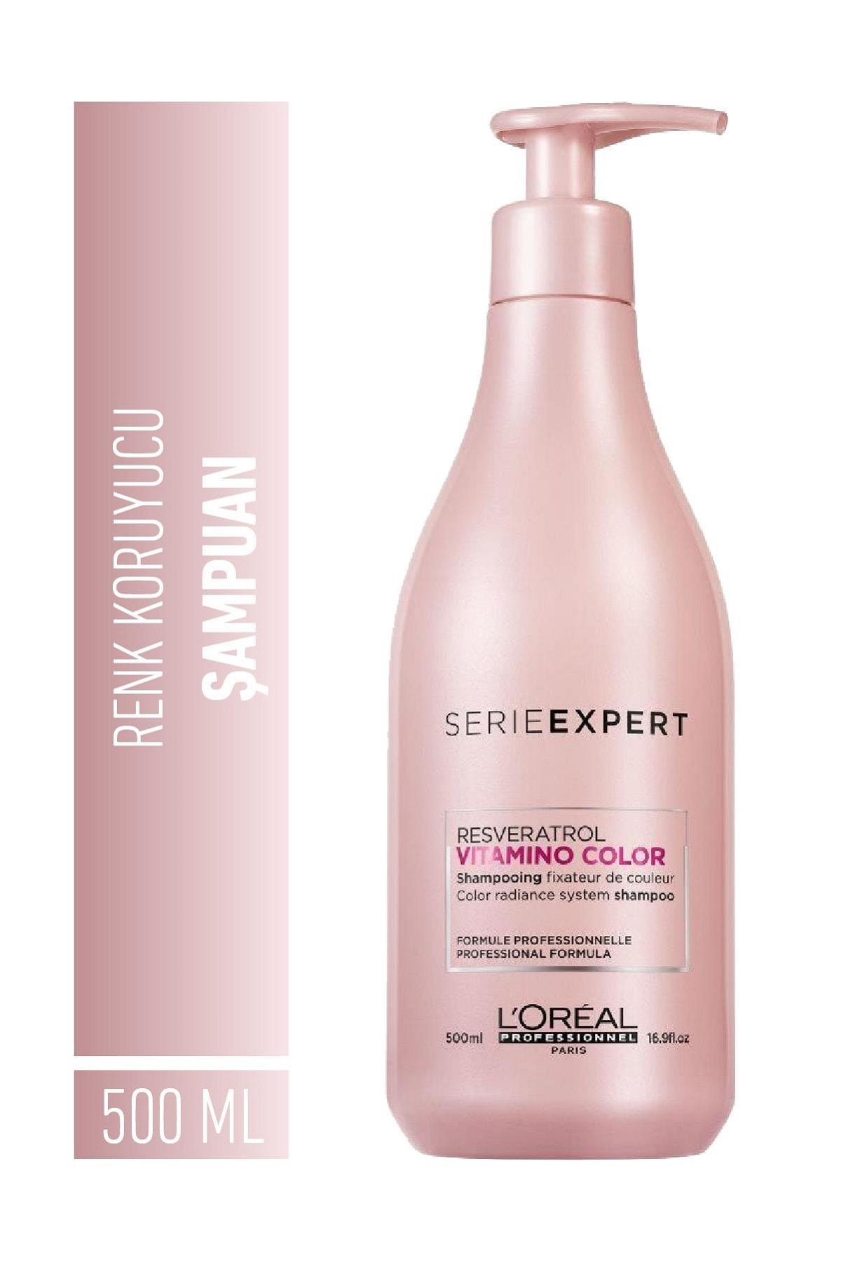 L'oreal Professionnel Serie Expert Vitamino Color Renk Koruyucu Şampuan 500 ml 1