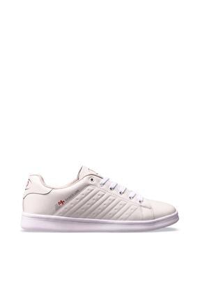 MP Unısex Düz Taban Beyaz Spor Ayakkabı