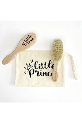 BEBEBOX Little Prince Bebek Saç Fırçası