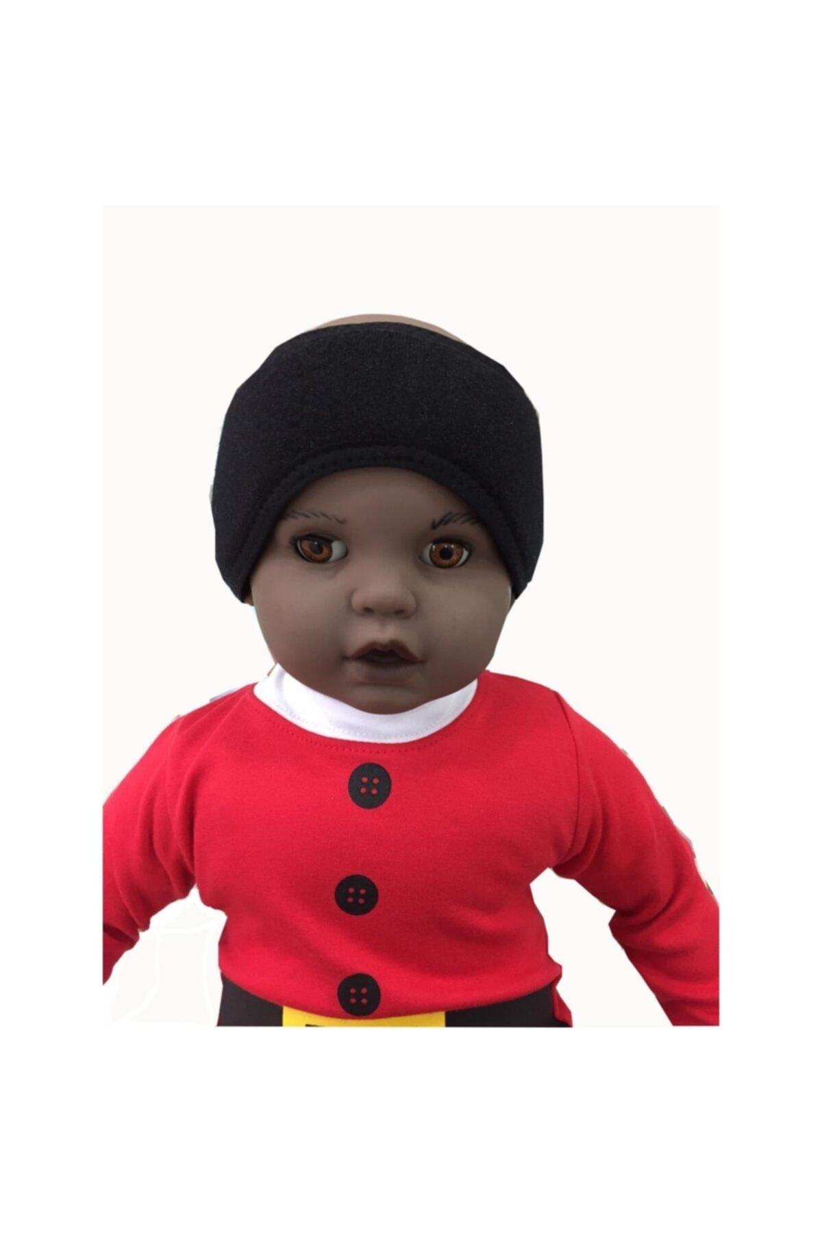Ankara Medikal Kız Bebek Kepçe Kulak Bandı 0-2 Yaş 1