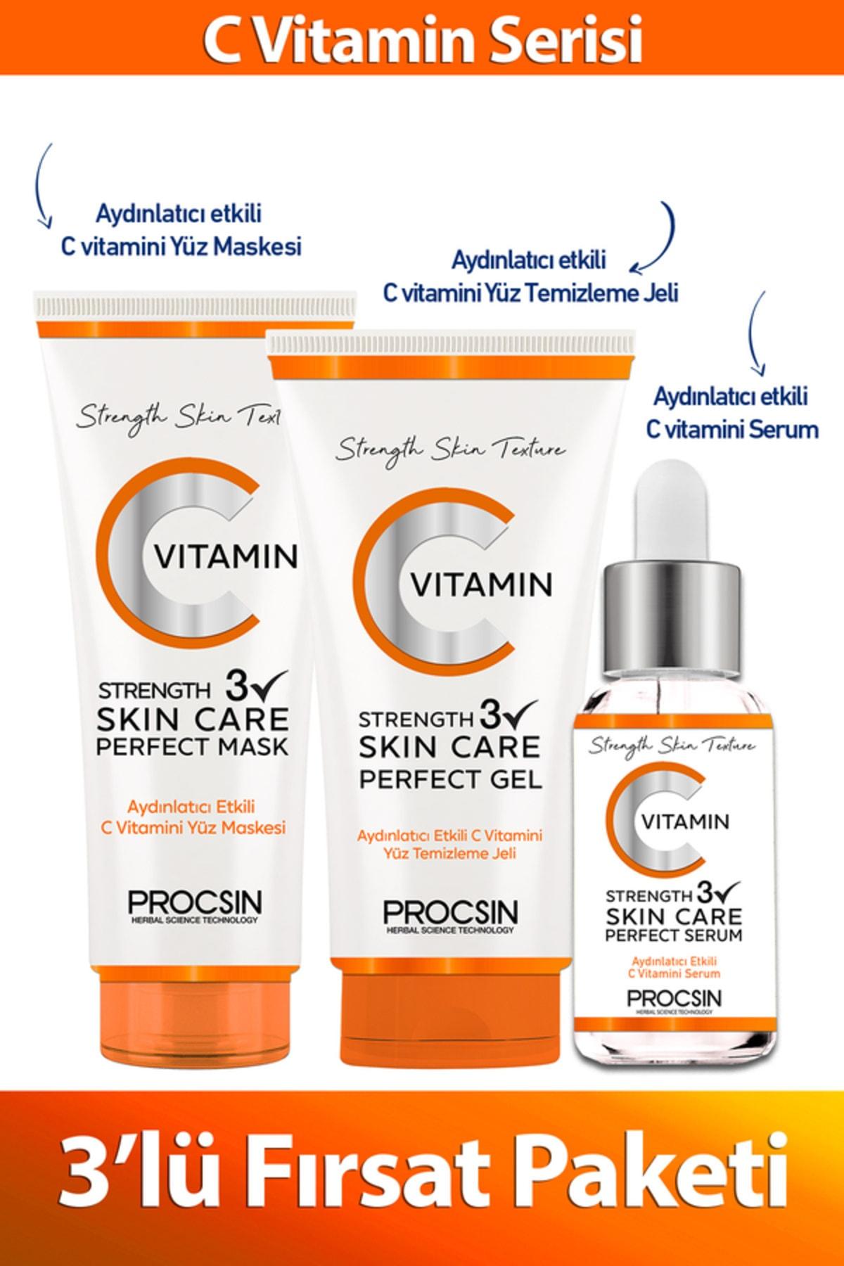 Procsin C Vitamini Seti