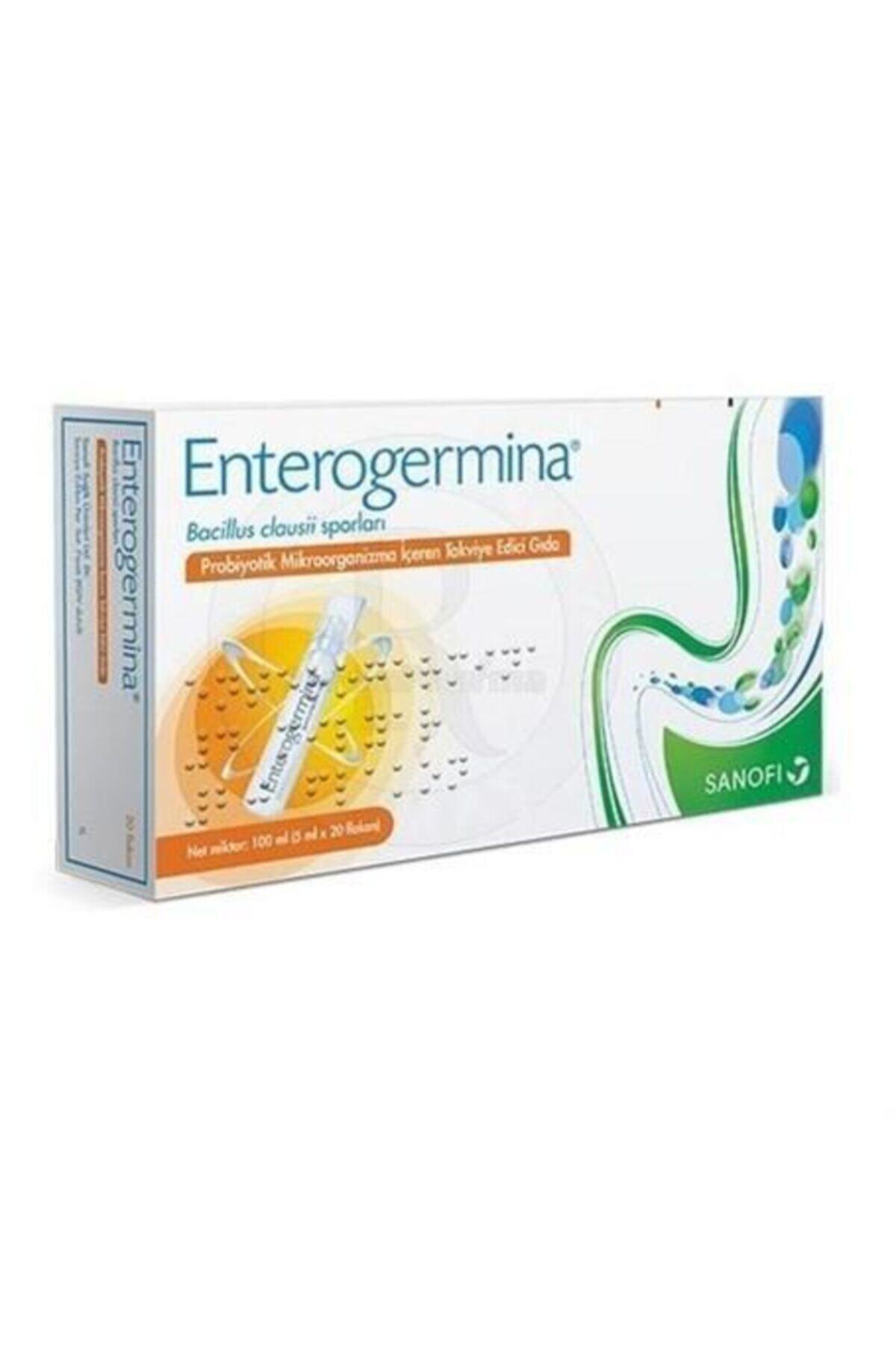 Enterogermina Yetişkin 5 ml X 20 Flakon 1